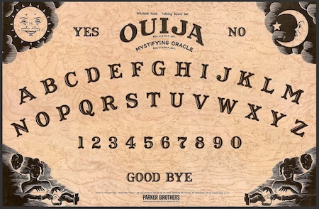 picture of a ouija board